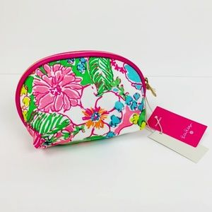 Lilly Pulitzer For Target Nosey Posie Round Clutch